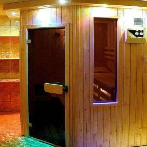 Sauna-zewnętrze