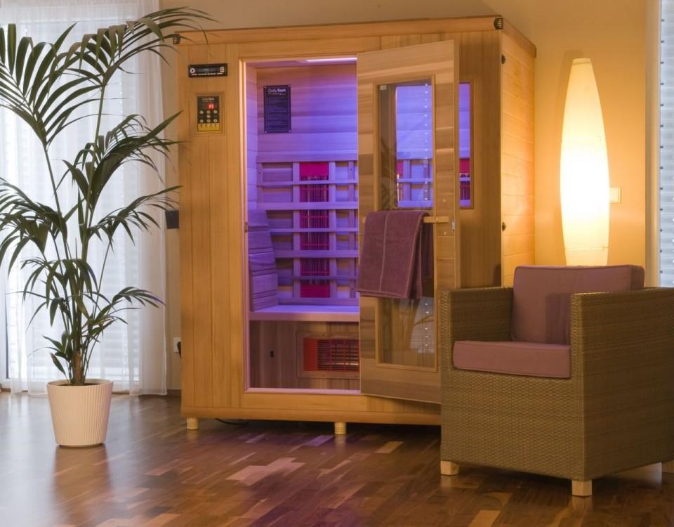 Foto sauny podczerwieni PLH