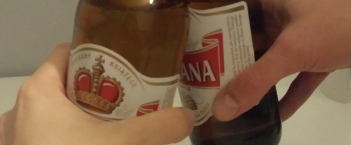 Butelki sauna alkohol