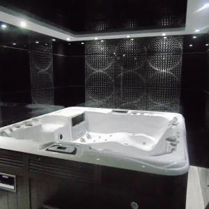 pokój kąpielowy z minibasenem Sundance
