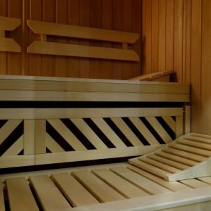 Sauna gotowa